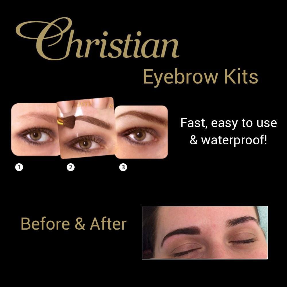 Christian Eyebrow Kits